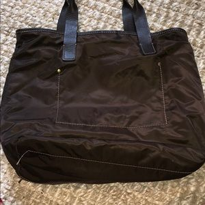 Brown Jcrew purse - great condition inside
